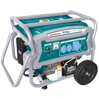 Generator curent monofazat 6,5 kW demaror electric TP165006 TOTAL