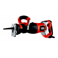 Fierastrau sabie 1050 W cursa 28 mm Scorpion RS1050EK-QS BLACK&DECKER